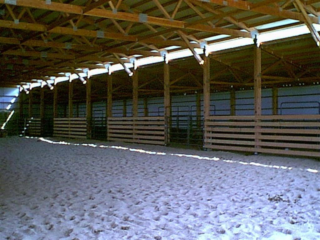 Pend Oreille Farms Indoor Arena