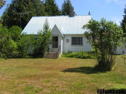 HOUSE AT PEND OREILLE FARMS NORTH